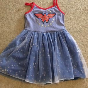 Wonder Woman dress